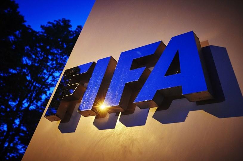 Logo FIFA /AFP