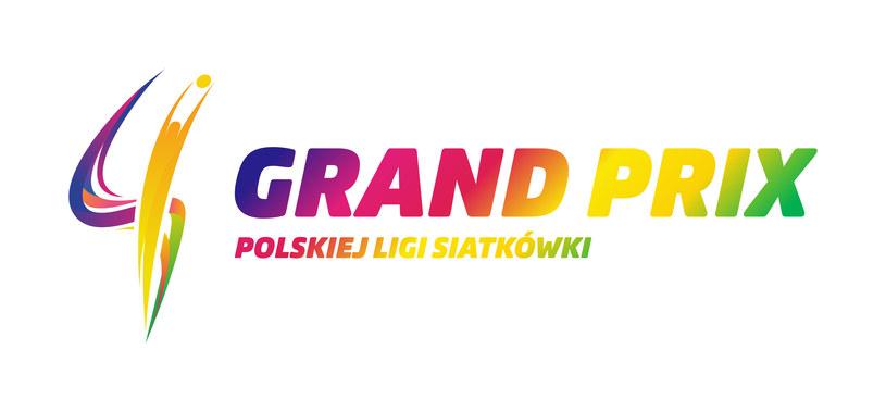Logo Grand Prix Polskiej Ligi Siatkówki /materiały prasowe