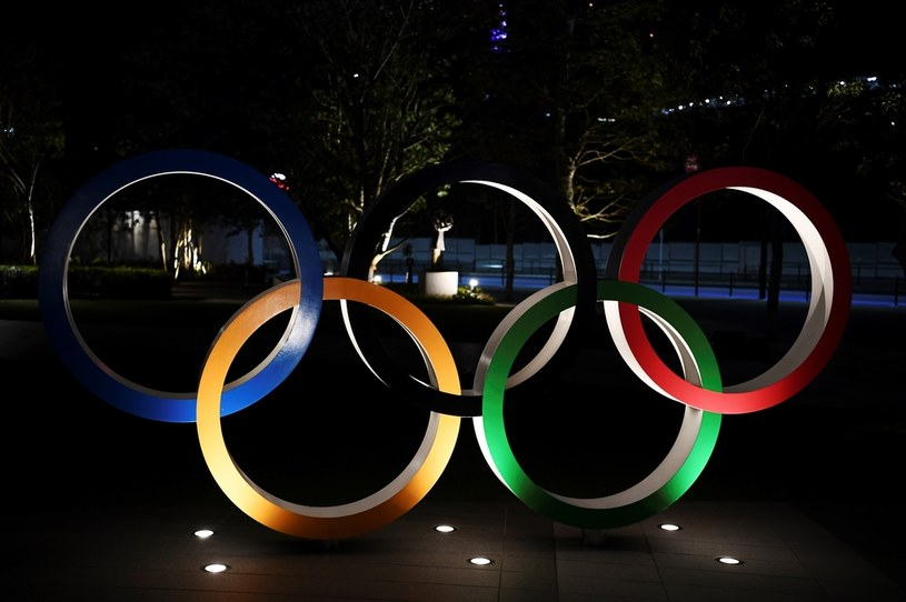 Logo igrzysk olimpijskich /AFP