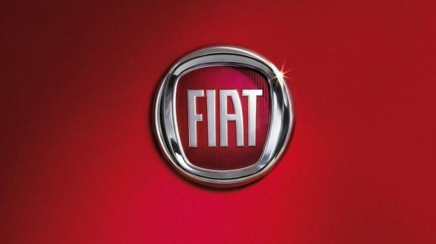 Logo marki Fiat /Fiat