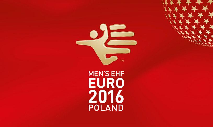 Logo mistrzostw Europy piłkarzy ręcznych, które w 2016 roku odbędą się w Polsce /Informacja prasowa