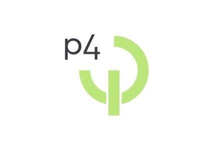 Logo P4 /materiały prasowe