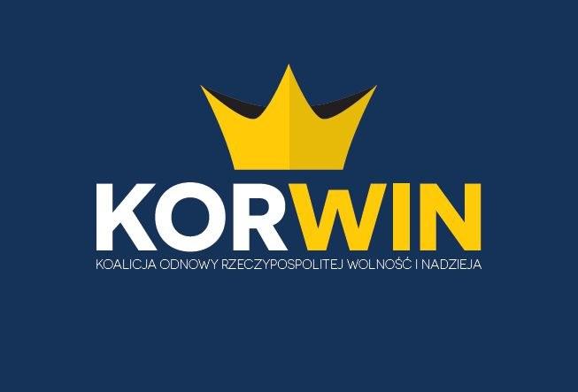 Logo partii KORWiN /partiakorwin.pl /