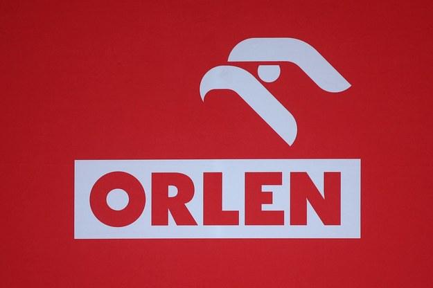 Logo PKN ORLEN SA //Łukasz Gągulski /PAP