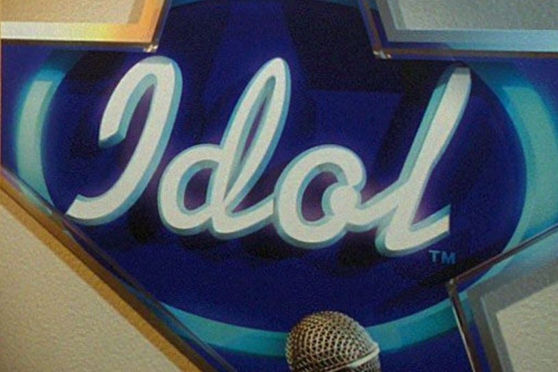 "Logo programu ""Idol"" /- /East News"