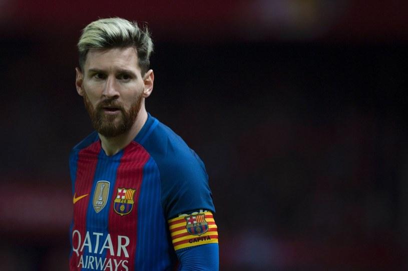 """Logo """"Qatar Airways"""" widnieje na koszulkach Barcelony od kilku lat, ale ten sezon ma być ostatnim /AFP"""