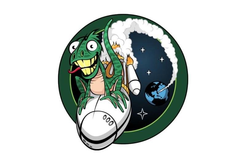 Logo satelity NROL-61 /materiały prasowe