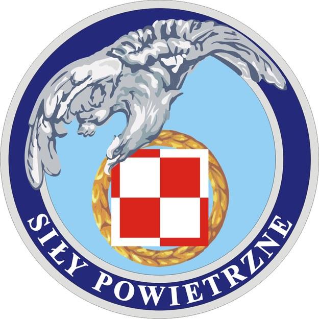 Logo Sił Powietrznych /INTERIA.PL