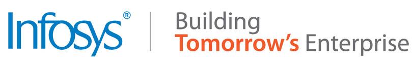 Logo spółki Infosys /&nbsp