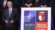 """Logo szczytu NATO w Polsce. """"Nie jest to Matejko"""""""