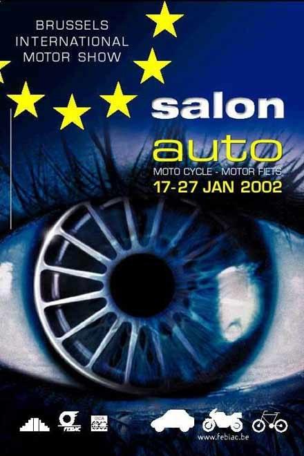 Logo tegorocznego salonu (kliknij) /INTERIA.PL