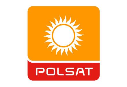 Logo telewizji Polsat /