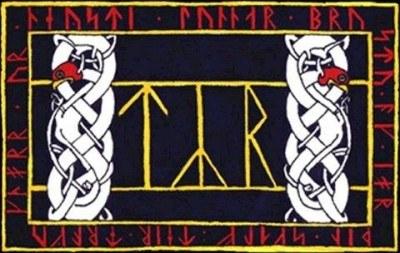 Logo Tyr /Oficjalna strona zespołu