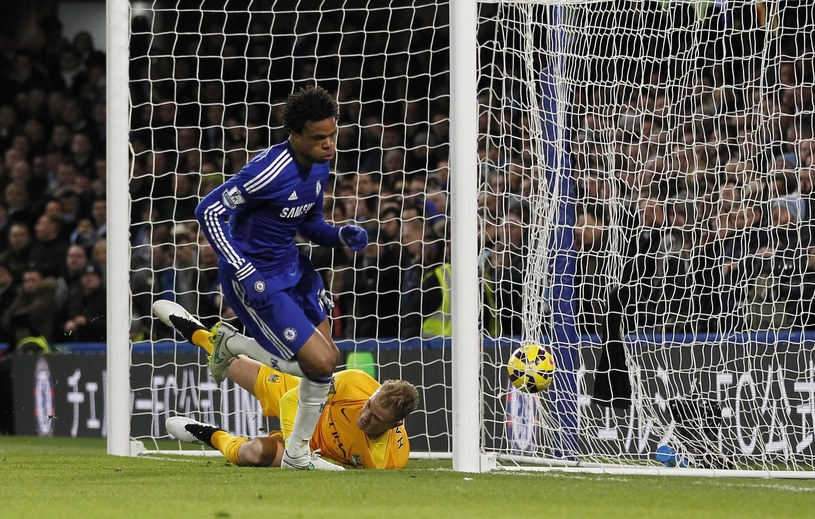 Loic Remy strzelił gola dla Chelsea /AFP