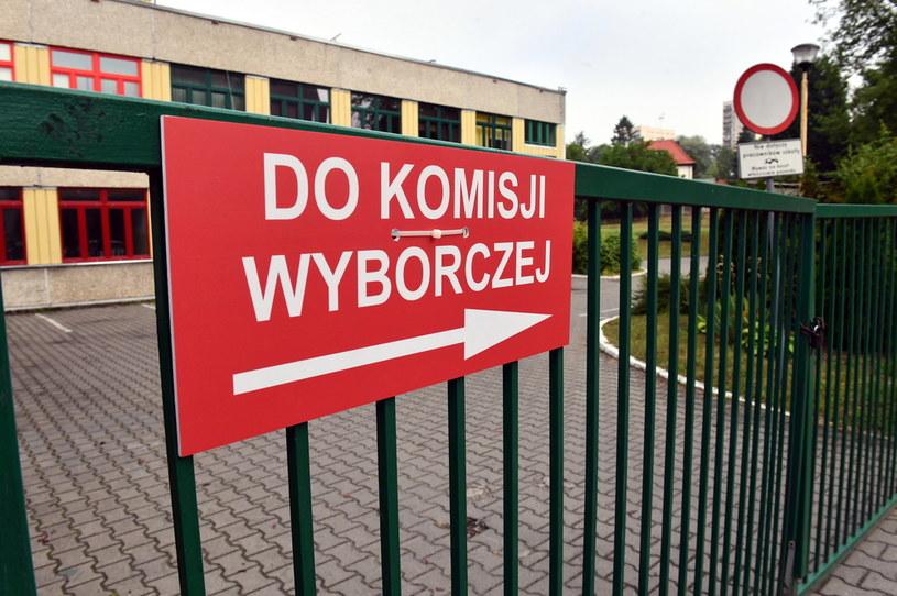 Lokal do głosowania, zdj. ilustracyjne /Marcin Bielecki   /PAP
