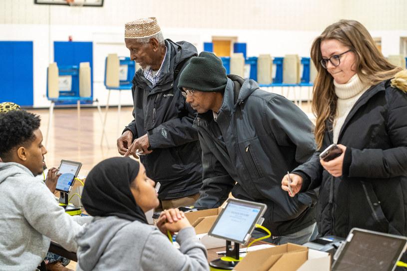 Lokal wyborczy w Minneapolis /AFP