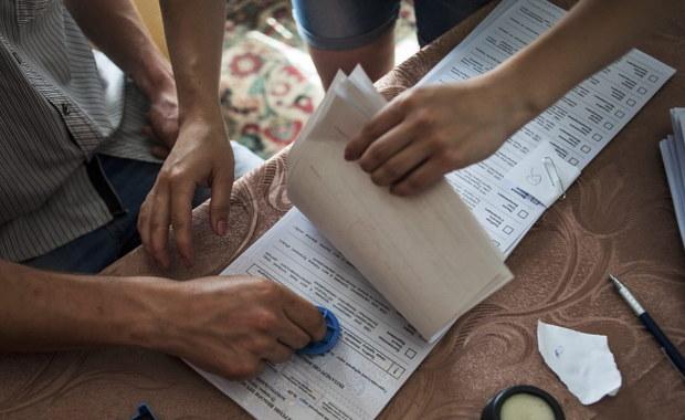 Lokalne wyborcze w Doniecku nie zostały otwarte