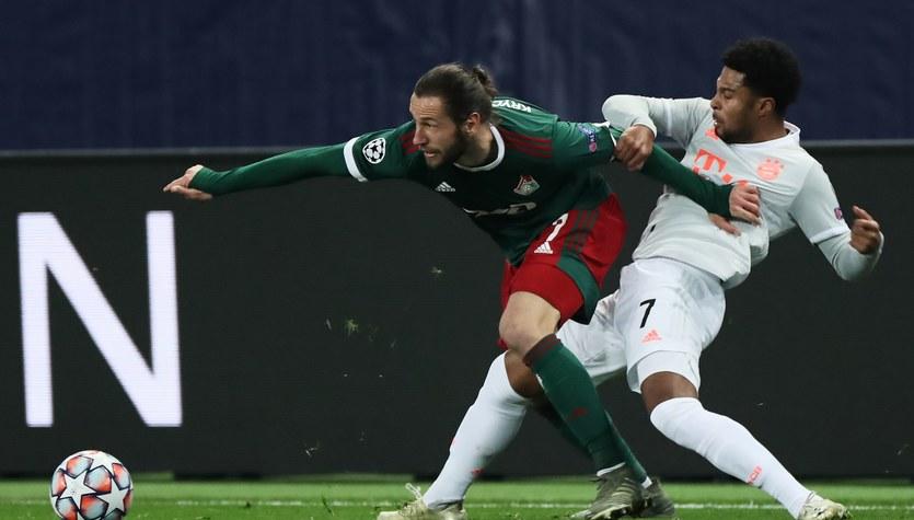 Lokomotiw - Bayern 1-2. Dwie twarze Krychowiaka. W kadrze krytyka, w Lidze Mistrzów pochwały