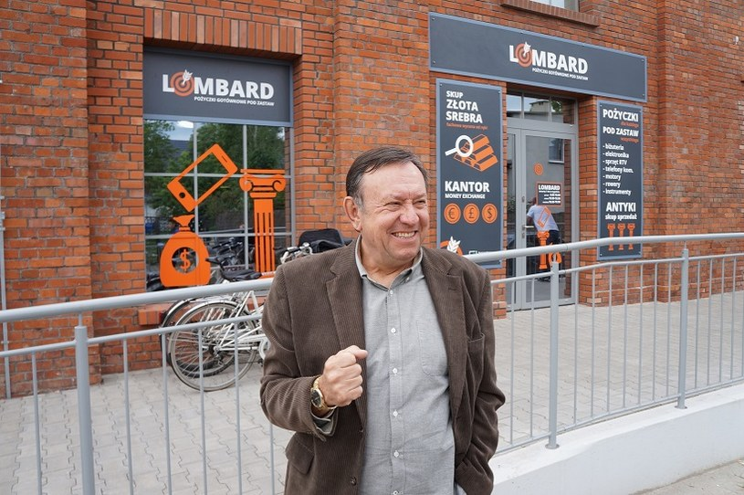 """""""Lombard. Życie pod zastaw"""" /Tomasz Terlecki /materiały prasowe"""