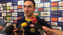 Łomża Vive Kielce - Dinamo Bukareszt. Arkadiusz Moryto: rozmowa przed meczem. Wideo
