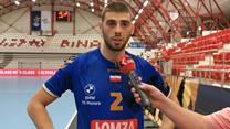 Łomża Vive Kielce - Dinamo Bukareszt. Branko Vujović po meczu. Wideo