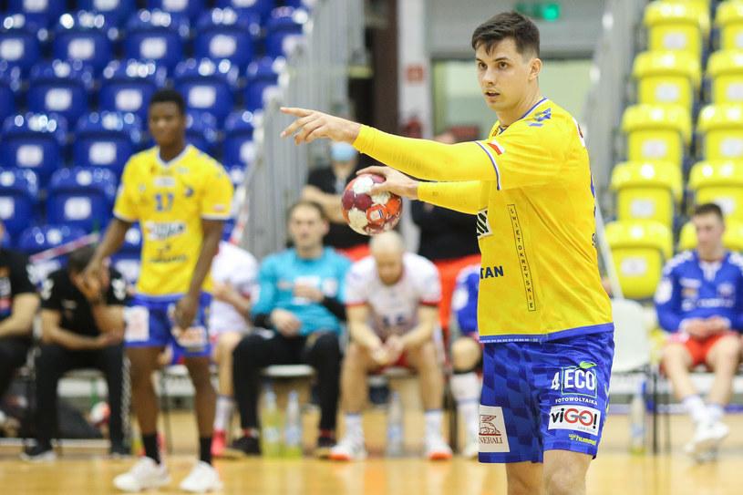 Łomża Vive Kielce /Grzegorz Jedrzejewski / 058sport.pl / NEWSPIX.PL /Newspix