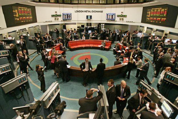 London Metal Exchange ma siedzibę w centrum stolicy Wielkiej Brytanii /AFP