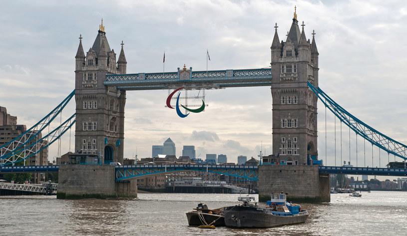 Londyn gotowy do igrzysk paraolimpijskich /AFP