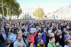 Londyn: Marsz przeciwników Brexitu