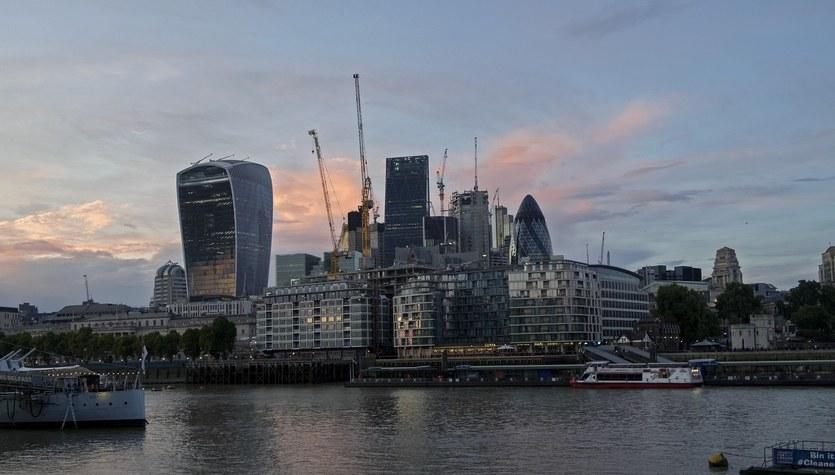 Londyn. Miasto, które nigdy nie zasypia