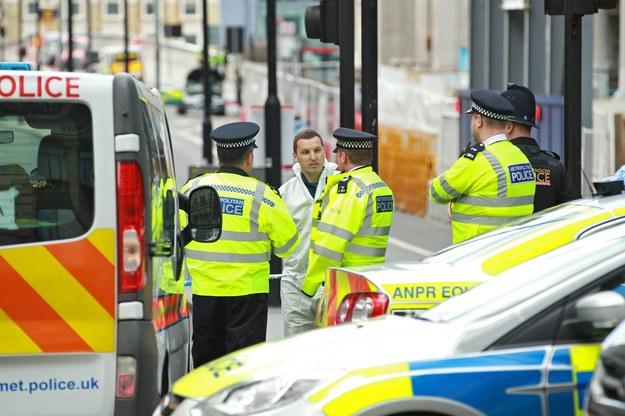 Londyn po zamachu /SEAN DEMPSEY /PAP/EPA