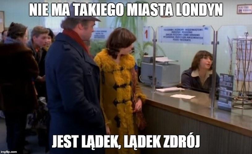 Londyn przepadł? /Demotywatory.pl /Internet