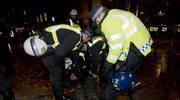Londyn: Starcia antykapitalistów z policją, są ranni