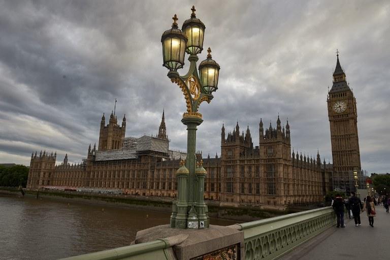Londyn; Zdj. ilustracyjne /NIKLAS HALLE'N /AFP