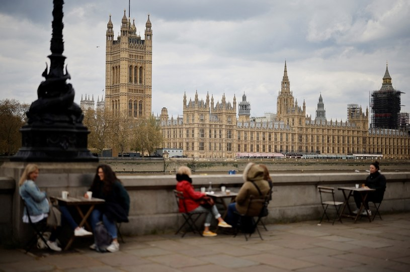 Londyn, zdjęcie ilustracyjne /Tolga AKMEN / AFP /AFP