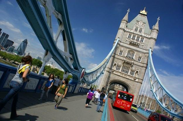 Londyn zrobił na dziewczynach ogromne wrażenie /© Panthermedia