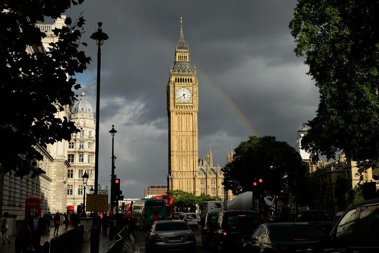 Londyn /AFP