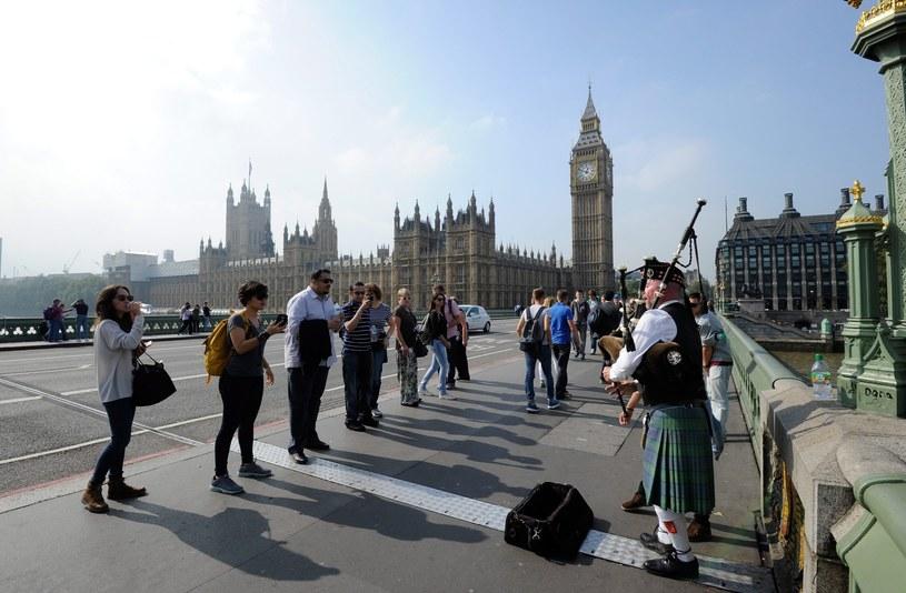 Londyn /FACUNDO ARRIZABALAGA /PAP/EPA