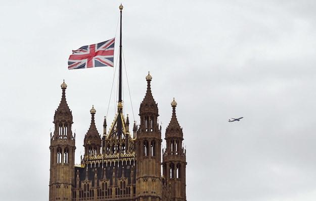 Londyn /ANDY RAIN /PAP/EPA