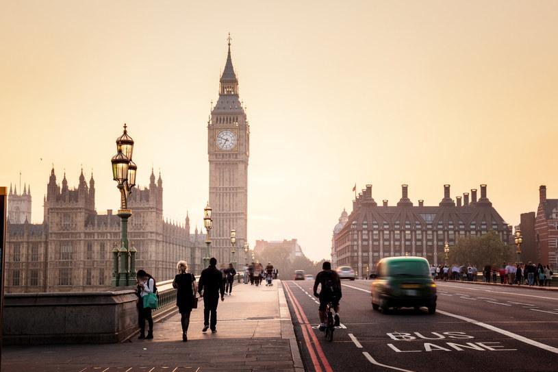 Londyn /123RF/PICSEL