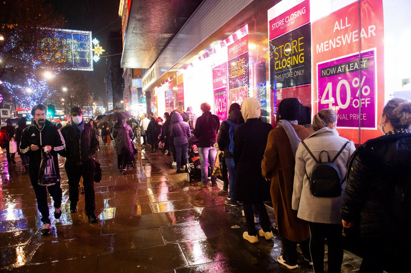 Londyn /Justin Ng / Avalon/Photoshot /East News