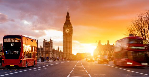 Londyn /Shutterstock