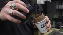 Londyńska kawiarnia serwuje wielkanocną kawę z czekoladowym jajkiem