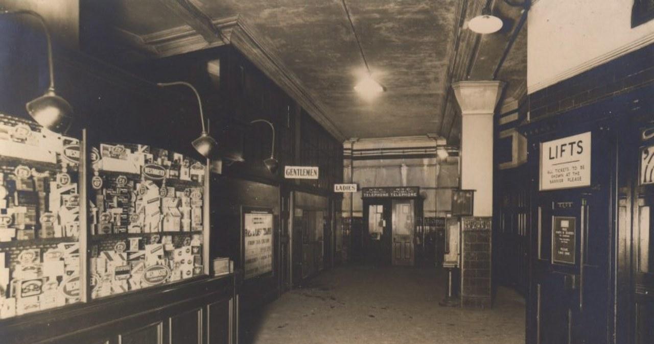 Londyńska stacja metra wystawiona na sprzedaż