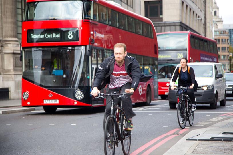 Londyńska ulica /123RF/PICSEL