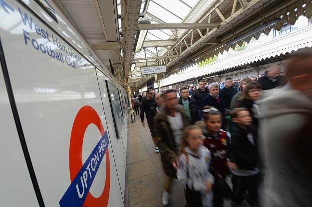 Londyńskie metro stanie w poniedziałek. Fot. Christopher Lee /Getty Images/Flash Press Media