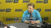 Longina Kaczmarska: Rząd powinien niestety, ale absolutnie zwiększyć nakłady na ochronę zdrowia