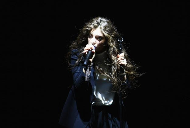 Lorde (fot. Don Arnold) /Getty Images