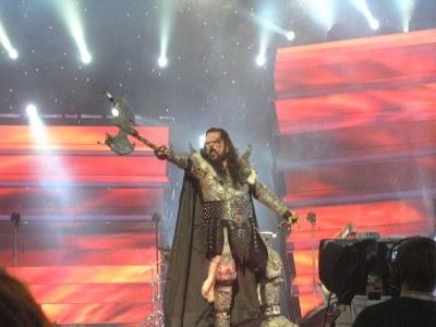 Lordi wygrał Eurowizję! /INTERIA.PL