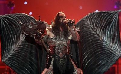Lordi /arch. AFP